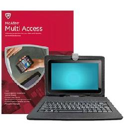 Free After Rebate! Tablet + Keyboard Case + McAfee